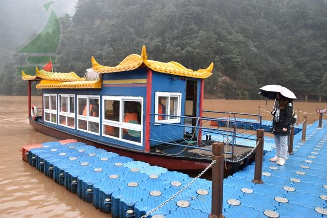 重庆四面山龙潭湖景区